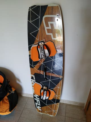 tabla kite surf crazyfly