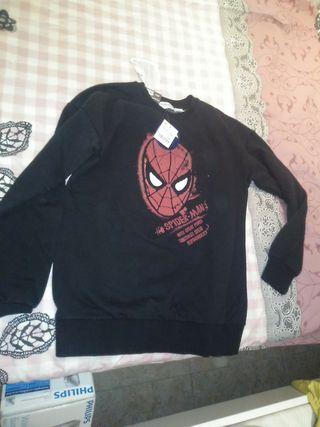 Sudadera a estrenar Spiderman