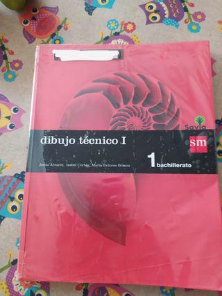 libro de dibujo técnico primero de bachillerato