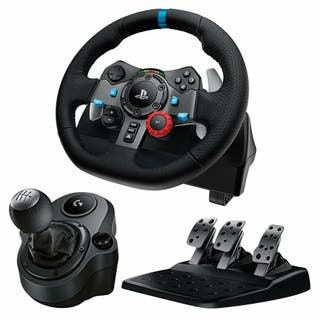 Logitech g29 for Ps4/Ps3 with shifter