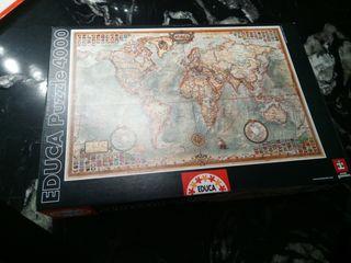 Puzzle Educa 4000 piezas