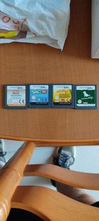 Juegos para Nintendo SD