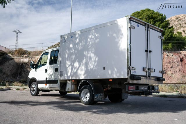 Iveco Daily Camión isotermo