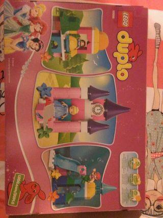 Lego Castillo Princesas Disney