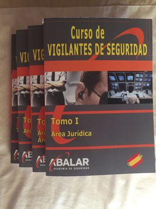 Libros vigilante seguridad 2020. NO NEGOCIABLE