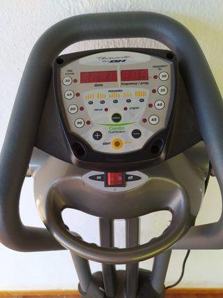 Máquina de deporte vibradora