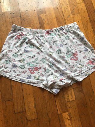 """Pantalón de pijama de """"La Sirenita"""""""