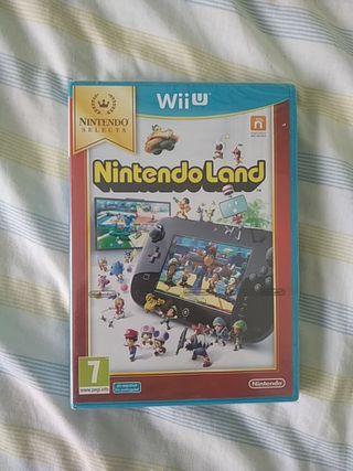 Nintendo Land Precintado Wii U