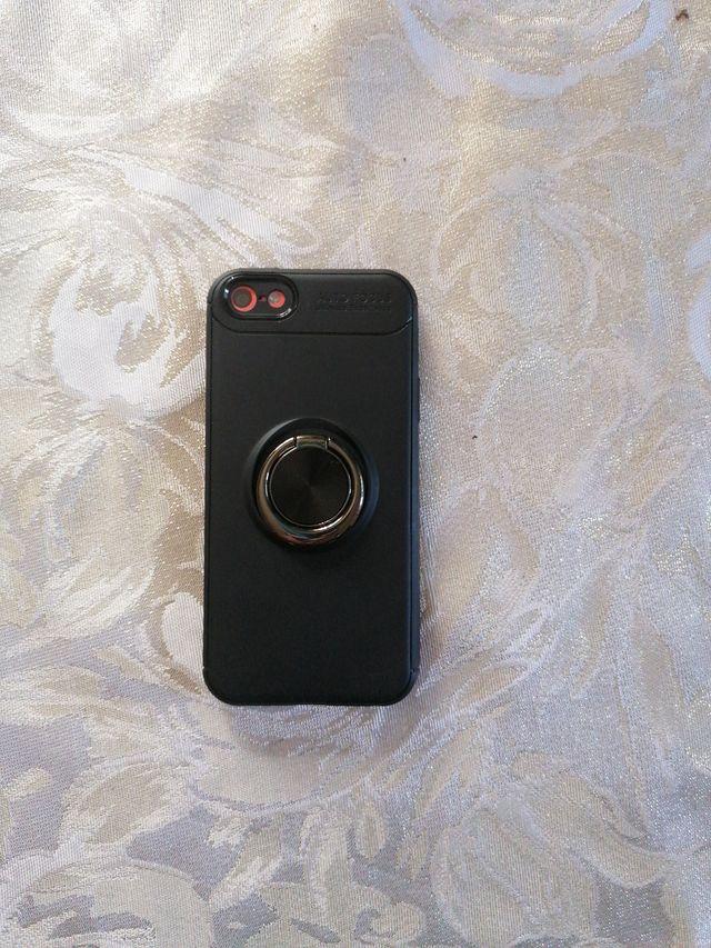 , vendo Iphone 5S Rosa + cable 2 m precio negocia