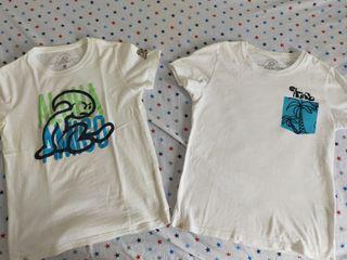 Dos Camisetas El Niño