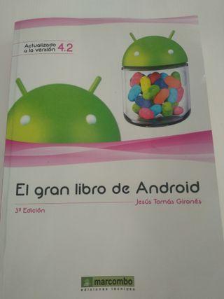 El gran libro del android