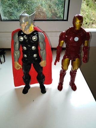Figuras Superheroes