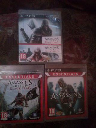PS3 Assassins Creed