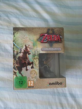 Zelda Twilight Princess Ed. Col Lim Wii U