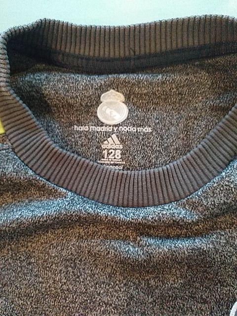 Camiseta Adidas niño Real Madrid
