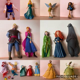 Mini muñecas Disney