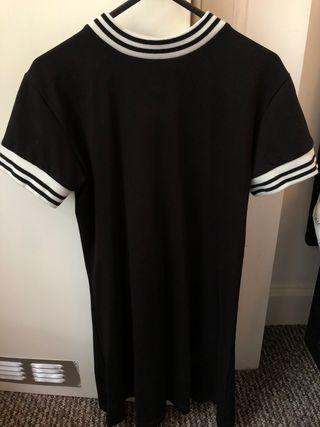 Blck dress, short