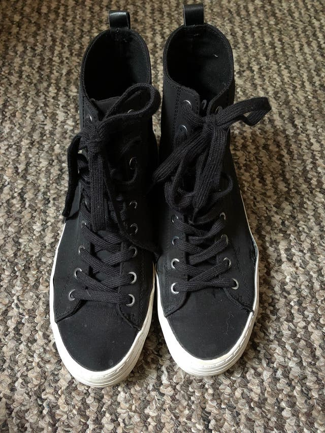 Calvin klein jeans trainers