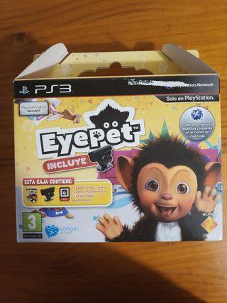 Eyepet Ps3 con Cámara