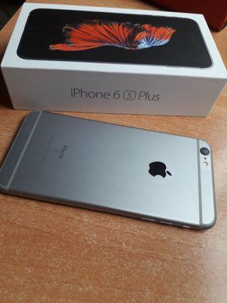 iphone 6s plus 32g. con factura.