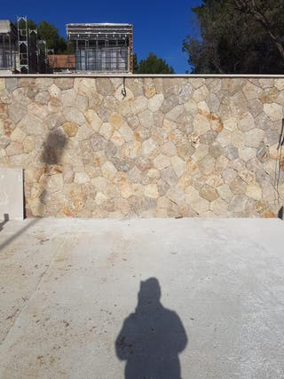 muros de piedra al mejor precio