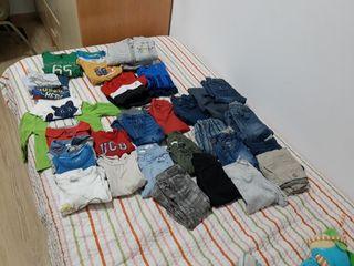 Pack ropa manga larga 3-6 meses