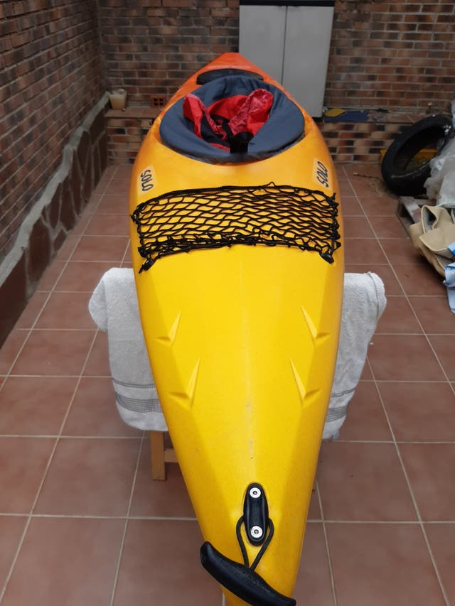 Kayak Rotomod Solo Luxe - Impecable!!!