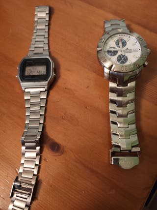 pack 2 relojes