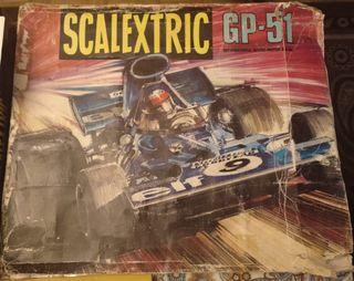 SCALEXTRIC GP-51 1974