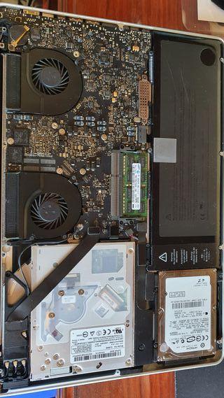 Macbook Pro Reparar