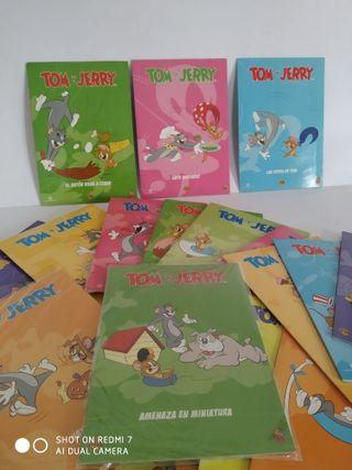 TOM & JERRY COLECCION DVD DIBUJOS ANIMADOS NUEVOS