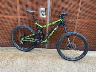 Cannondale trigger team