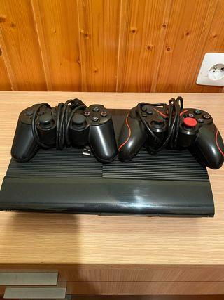Play station 3 con juegos