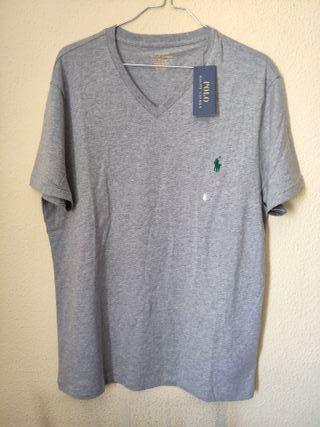 "Camiseta ""Ralph Lauren"" original a estrenar!"