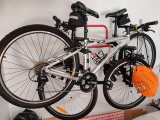 Bicicletas MTB Fuji NEVADA y Felt 6061 alumini