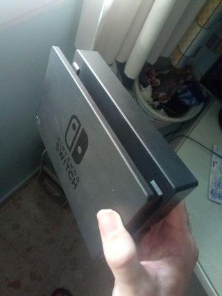Vendo 3 accesorios de la Nintendo Switch