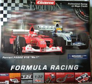 Scalextric Formula Racing