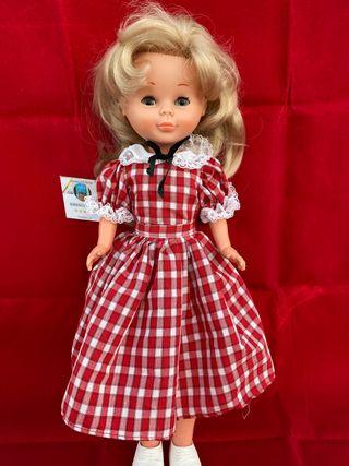 Vestido escocés variante original de nancy