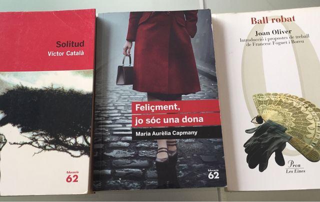 Libros lectura 8€ c/u