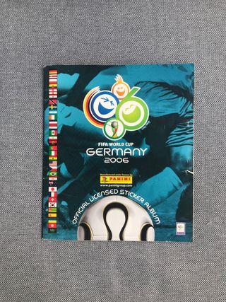 Album de cromos completo mundial 2006 ALEMANIA