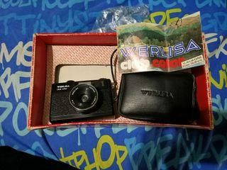 cámara werlisa con flash