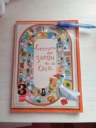 libro lecturas del juego de la oca 3 sm