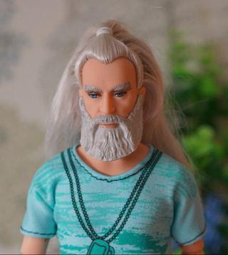 Abuelo de Barbie