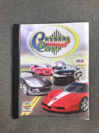 Colección cromos CRYSTAL CARS