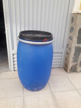 Bidón plástico 200 litros