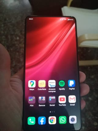 Xiaomi mi 9t como nuevo 6gb 128 rom