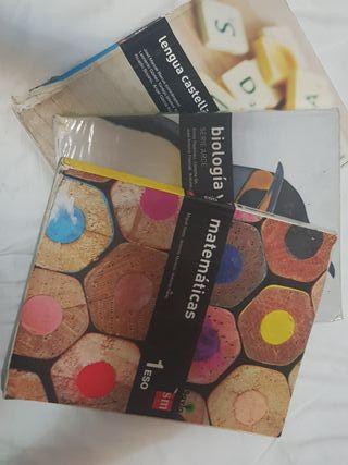 Libros 1° E.S.O