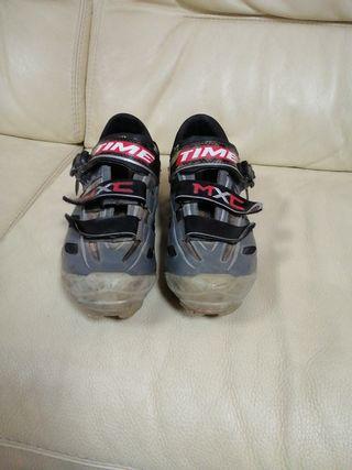zapatillas de bici de spinning