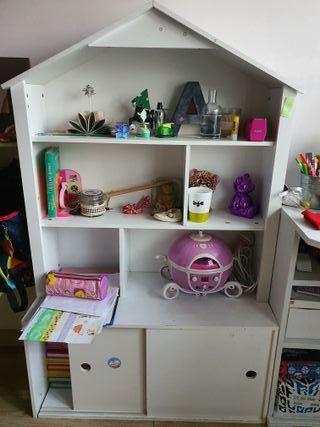 Armario librería infantil