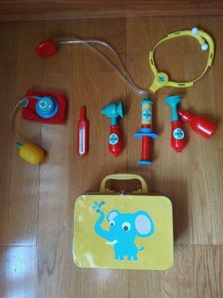 Kit médico Smoby